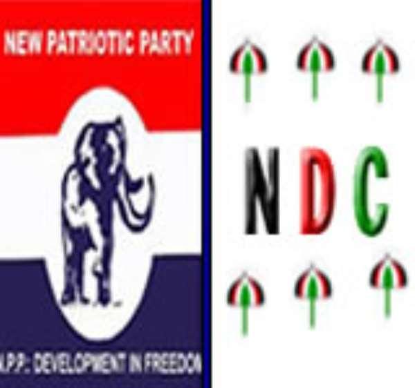NPP, NDC on War Path?